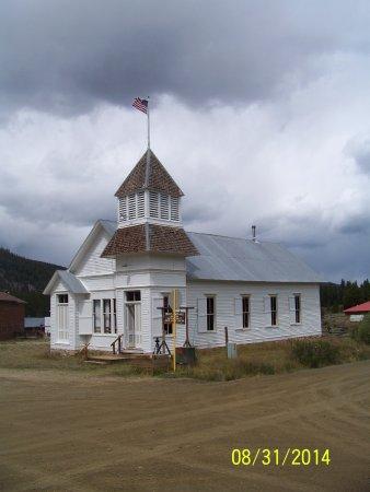 Tin Cup, Church