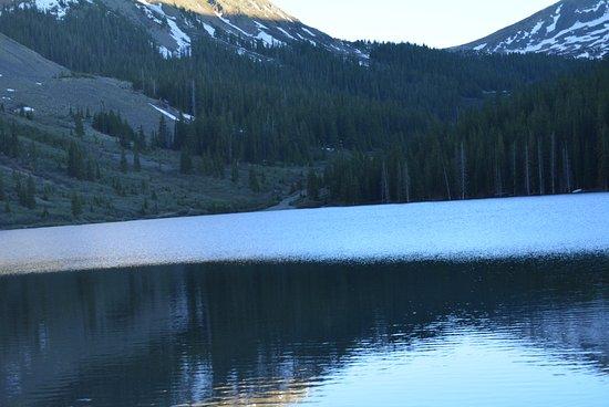 Tin Cup: Mirror Lake