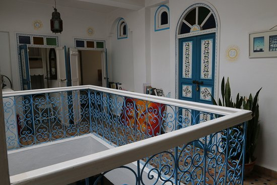 Riad Hotel Emeraude: un étage