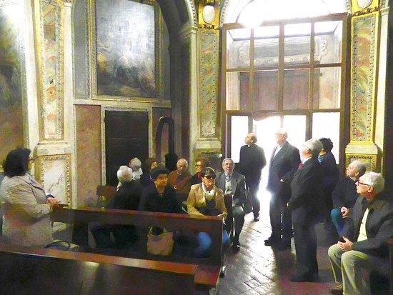 La cappa della confraternita dei nobili picture of for Cappa arredamenti casale monferrato