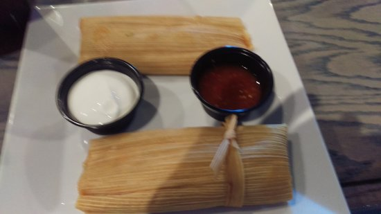 Painesville, OH: Homemade tamales!