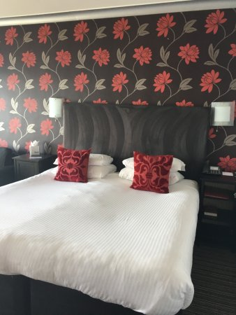 The Cumberland Hotel: Double Room