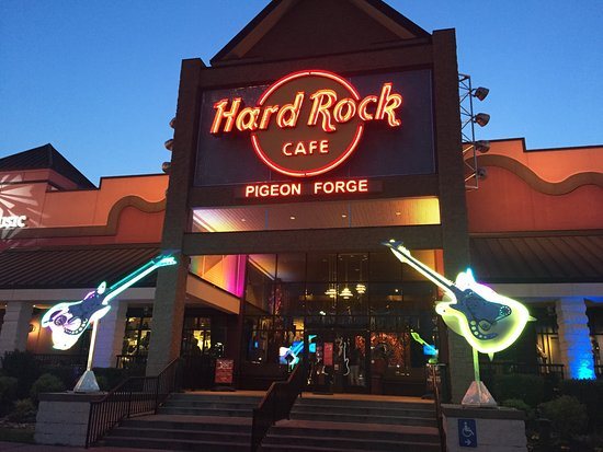 Hard Rock Cafe Pigeon Forge Reviews