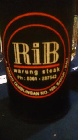 Rib Restaurant: cerveja