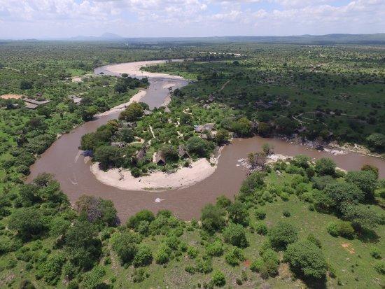 Ruaha National Park, Tansania: Mwagusi Safari Camp