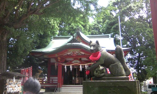 Eifukuinari Shrine