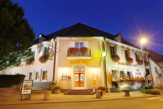 Biesheim, Francia: 50 grand rue