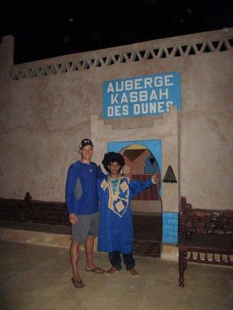 Foto de Kasbah Des Dunes