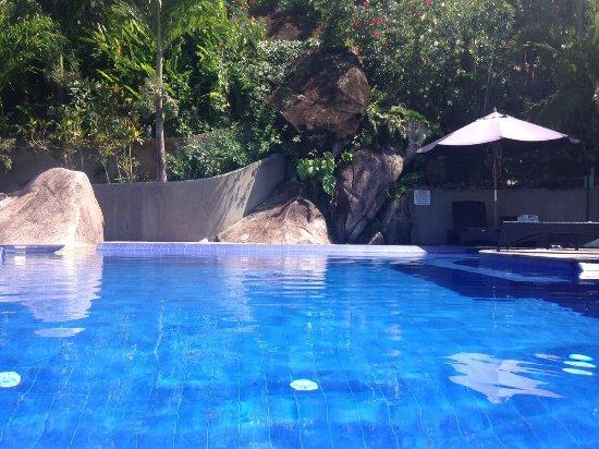 Bild von villas de jardin port glaud for Villas de jardin mahe island