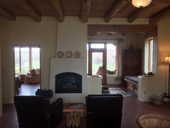 Blue Lake Ranch: Inside Sunset Casita