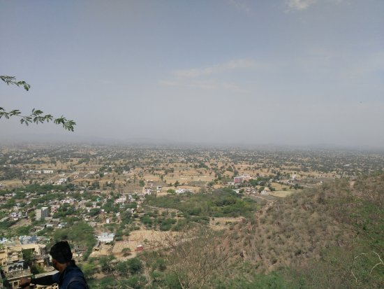 Flying Fox Neemrana: top View