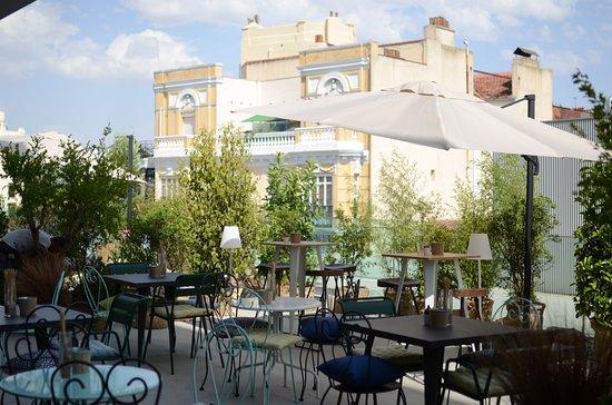 Azotea Forus Barcelo Madrid Centro Menu Precios Y Restaurante Opiniones Tripadvisor