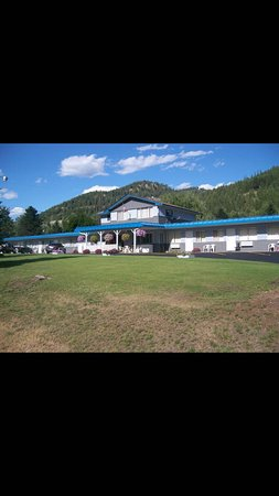 Greenwood, Καναδάς: motel pic