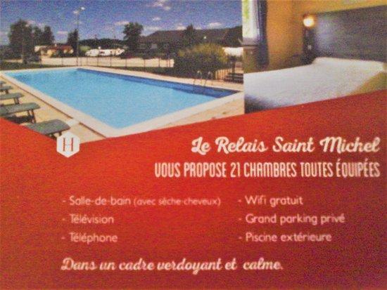 Saint-Michel, Francia: Carte