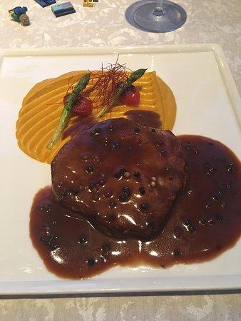 Migomis Piano Restaurant: Очень вкусно!!! Шикарная атмосфера.!