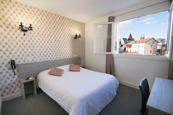 Hotel Beaulieu: chambre double confort