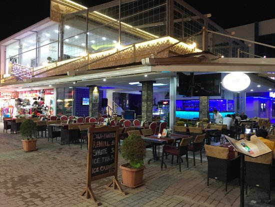 Picture of vizyon teras restaurant cafe bar for Alanya turkish cuisine