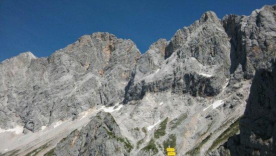Dachstein Südwand Seilbahn