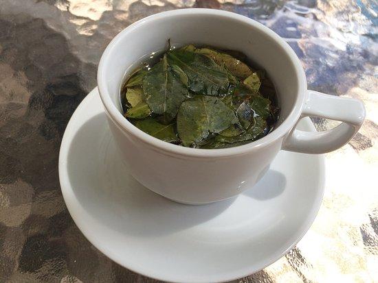 Inkarri Hostal: Free tea offering all day!