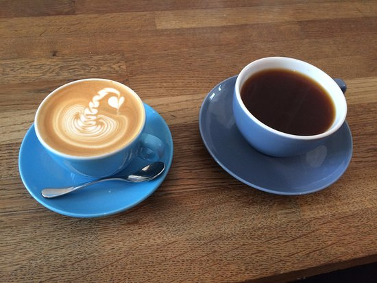 Colonna And Smalls Speciality Coffee Flat White Expresso Black Filter
