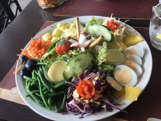 Grâce-Hollogne, Belçika: La cuisine est toujours aussi bonne !!!!