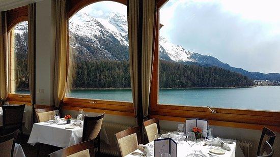 Hotel Waldhaus Am See: Breakfast