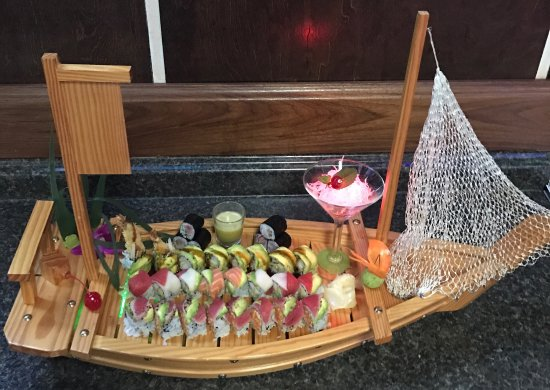 Leeds, Алабама: Izumi sushi