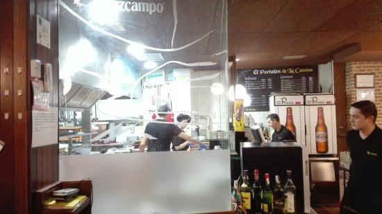 Restaurante el portalon en ciudad real con cocina otras cocinas espa olas - Cocinas ciudad real ...