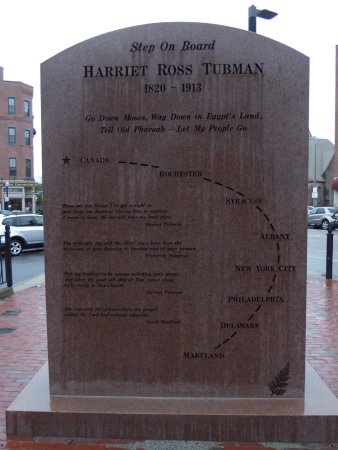 Harriet Tubman Square