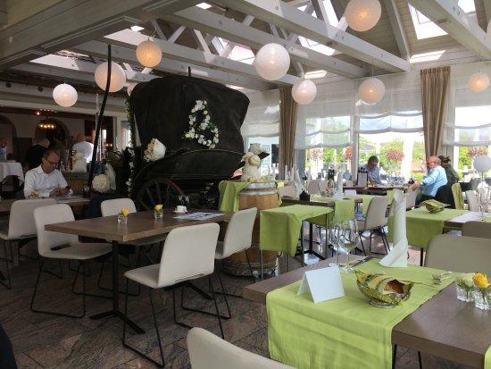 salle à manger - Bild von Restaurant Schaefli, Siebnen - TripAdvisor