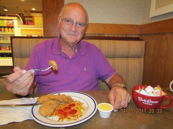 Lake City, FL: Tom's Chicken Strip Dinner