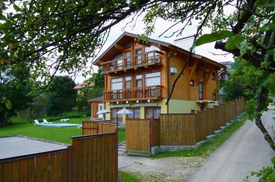 Hotel Chalet Mont Blanc