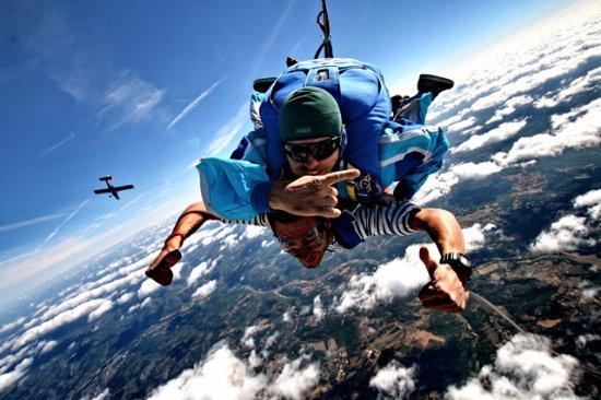 Skydive Midi-Pyrenees