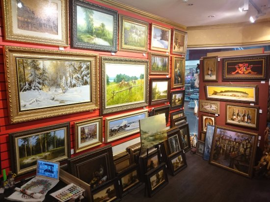 Grissaile Art Gallery