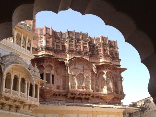 Mahendra Travel: Jodhpur, Mehrangarh Fort