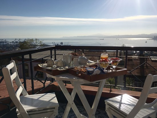 Hotel Casa Thomas Somerscales: Room service