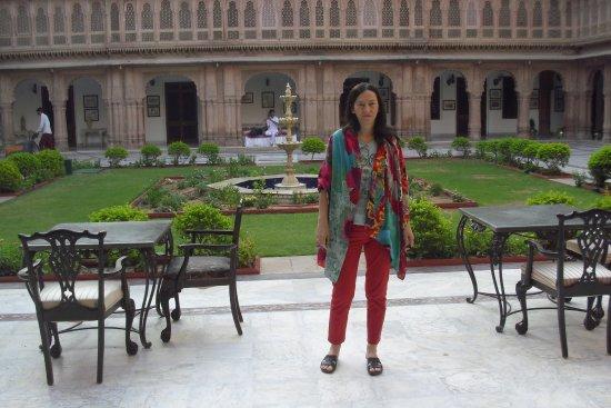 Mahendra Travel: lo splendido Hotel Laxmi Niwas - Bikaner
