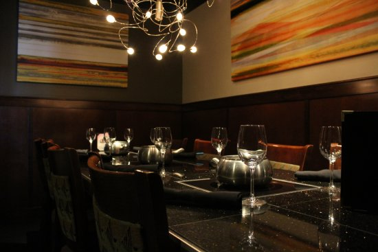 Melting Pot: Private Dining