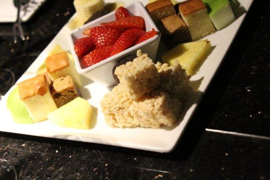 Melting Pot: Dessert Plate