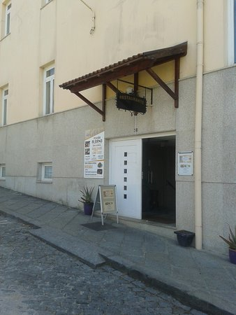 Felgueiras, Portugal: L'entée