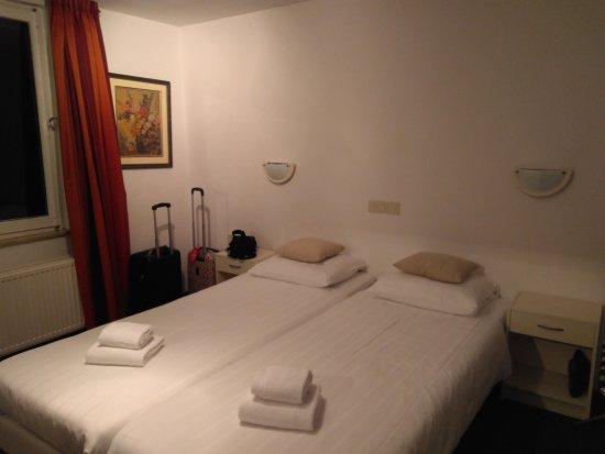 Hotel Lamerichs: Habitación.