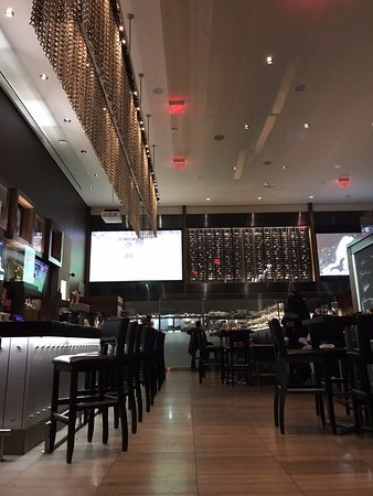 Decor picture of nyy steak new york city tripadvisor for New york city decor