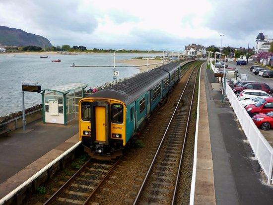 Deganwy Railway Station