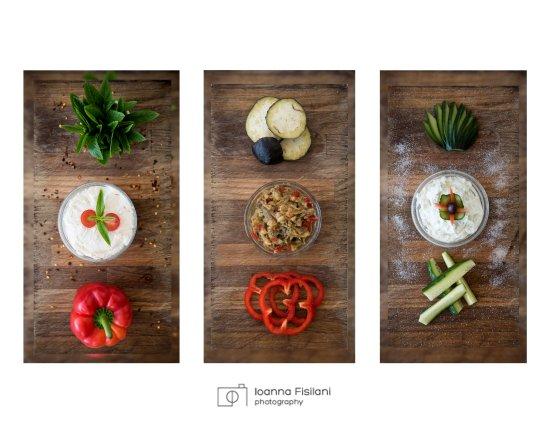 Logaras, Grecia: are you hungry?