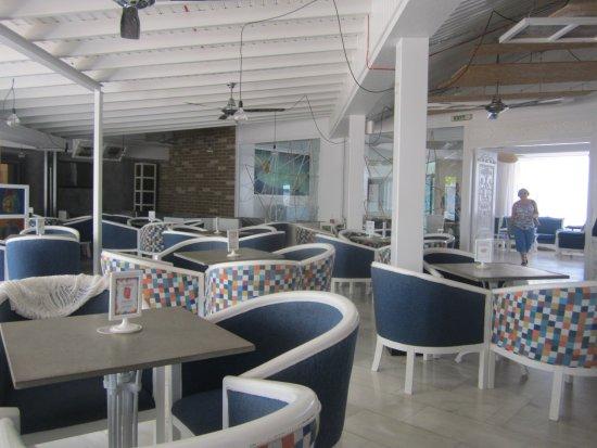 Nereus Hotel: Bar seating