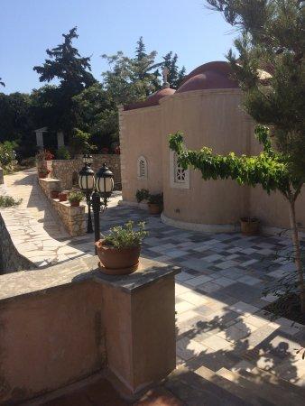 Monastery of Panagia Chalevi