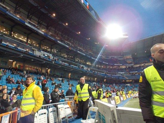 Real Madrid - Mallorca - Bild von Santiago-Bernabéu-Stadion 445615bbfa414