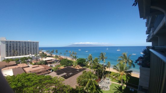 Aston at The Whaler on Kaanapali Beach: 20170503_092637_large.jpg