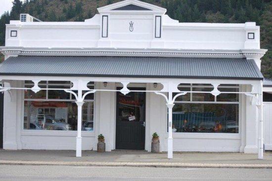 Waitaki Braids Lodge