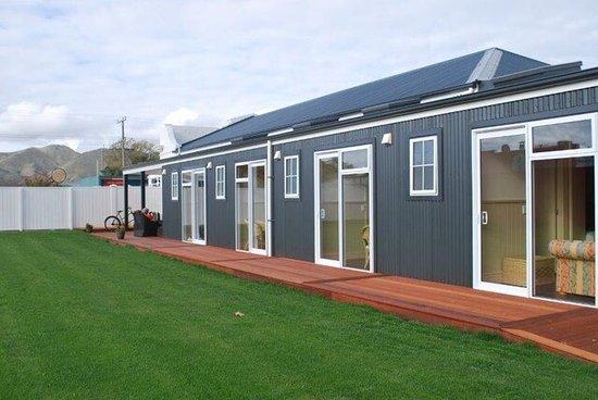 Kurow, Nueva Zelanda: Waitaki Braids Lodge